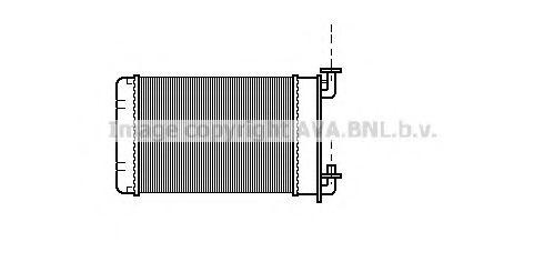 Радiатор опалення AVA BW6022
