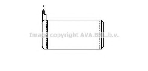Радiатор опалення AVA LC6032