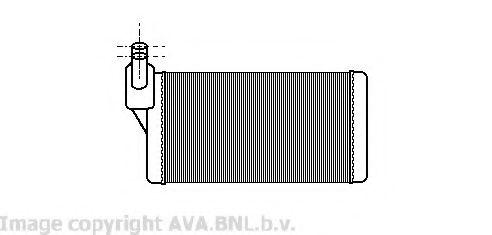 Радiатор опалення AVA VW6097