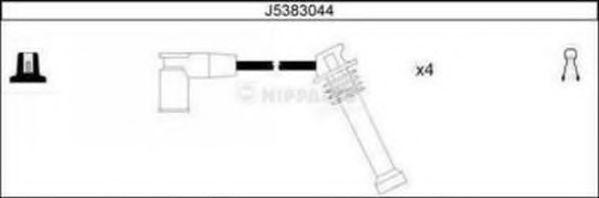Комплект проводов зажигания NIPPARTS арт. J5383044