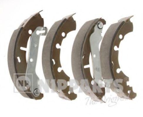 Колодки гальмівні барабанні Nipparts N3503052