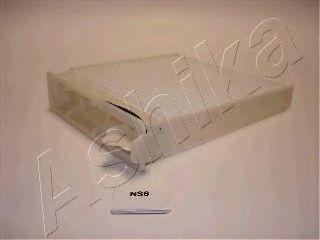Фильтр, воздух во внутренном пространстве ASHIKA арт.