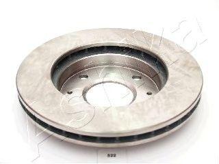 Тормозной диск ASHIKA арт. 6005522