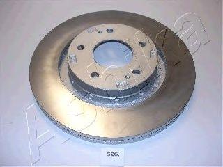 Тормозной диск ASHIKA арт.