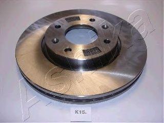 Тормозной диск ASHIKA арт. 600K015