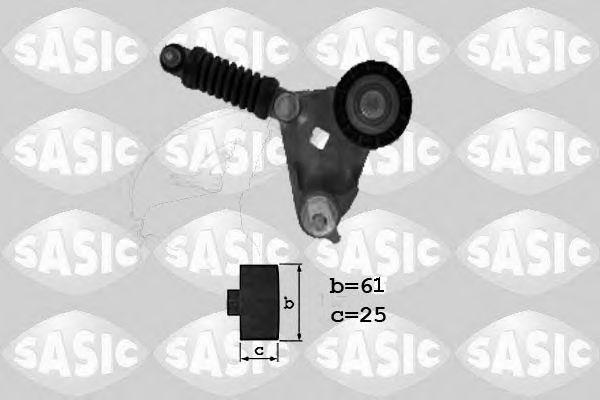 Натяжитель ремня, клиновой зубча SASIC арт.