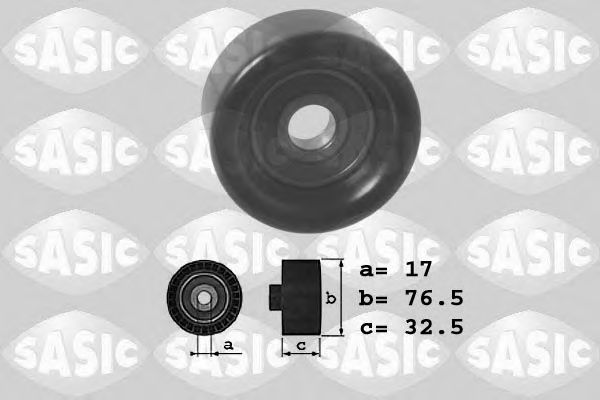 Паразитный / ведущий ролик, поликлиновой ремень SASIC арт.