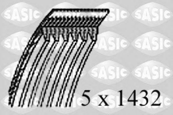 Поликлиновой ремень SASIC арт.
