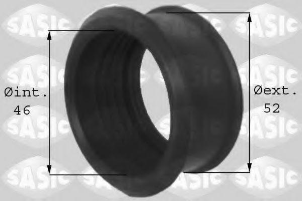 Трубка нагнетаемого воздуха SASIC арт. 3330009