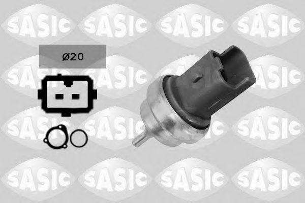Датчик, температура охлаждающей жидкости SASIC арт. 3250012