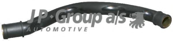 Шланг, вентиляция картера JPGROUP арт. 1111152100