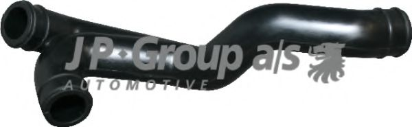 Шланг, вентиляция картера JPGROUP арт. 1111152900