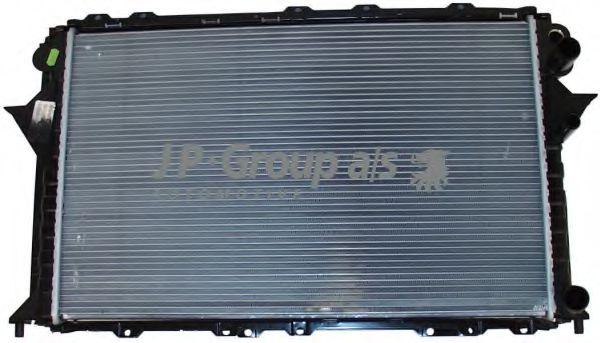 Радиатор, охлаждение двигателя JPGROUP арт.