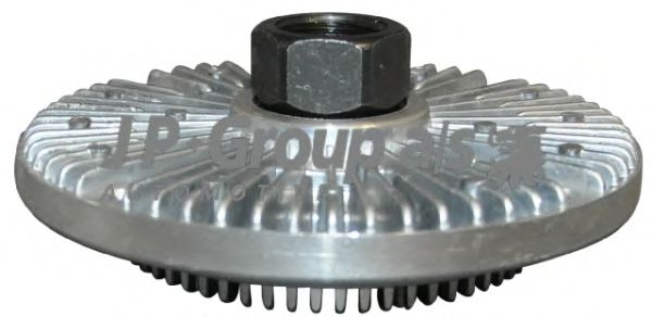 Сцепление, вентилятор радиатора JPGROUP арт.