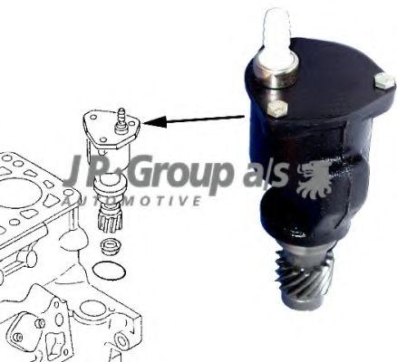 Вакуумный насос, тормозная система JPGROUP арт. 1117100300