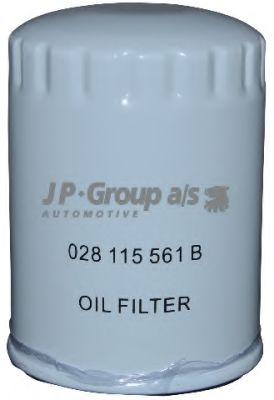 Масляный фильтр JPGROUP арт.