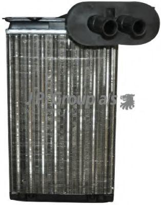 Теплообменник, отопление салона JPGROUP арт. 1126300400