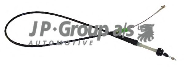 Тросик газа JPGROUP арт. 1170100400