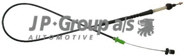 Тросик газа JPGROUP арт. 1170100600