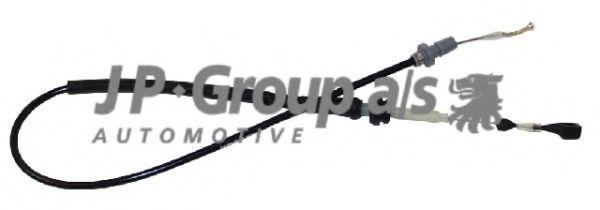 Тросик газа JPGROUP арт. 1170102000
