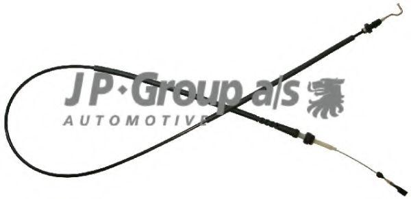Тросик газа JPGROUP арт. 1170102900