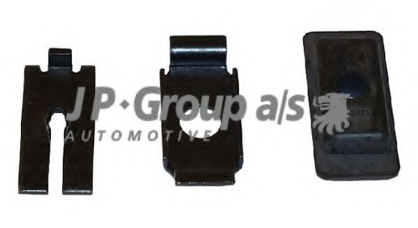Трос, управление сцеплением JPGROUP арт. 1170250210