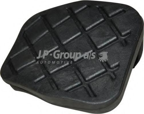 Накладка на педаль, педаль сцепления JPGROUP арт. 1172200500