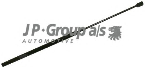 Газовая пружина, крышка багажник JPGROUP арт. 1181202500
