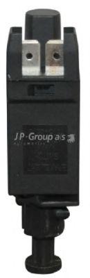 Выключатель фонаря сигнала торможения JPGROUP арт. 1196600500