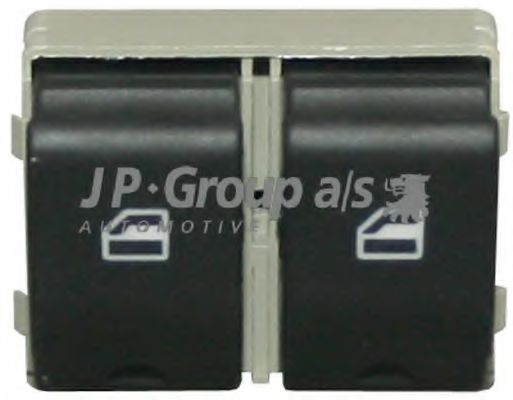 Выключатель, стеклолодъемник JPGROUP арт. 1196701600