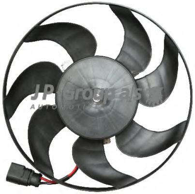 Электродвигатель, вентилятор радиатора JPGROUP арт.