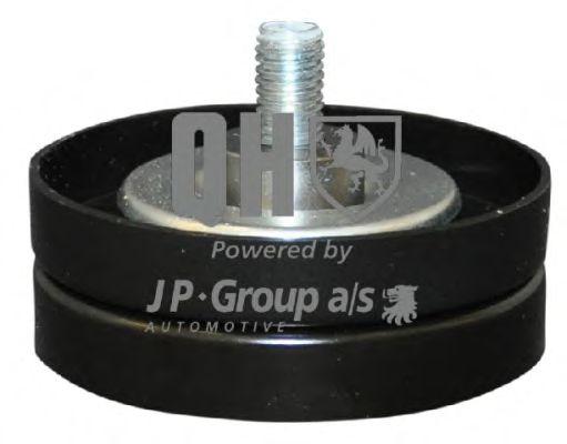 Паразитный / ведущий ролик, поликлиновой ремень JPGROUP арт.