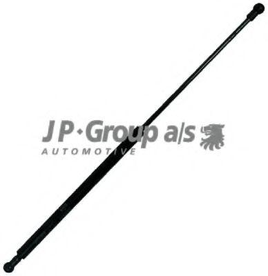 Газовая пружина, крышка багажник JPGROUP арт. 1281200900