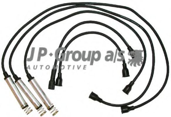 Комплект проводов зажигания JPGROUP арт.