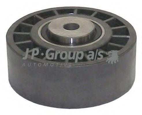 Натяжной ролик, поликлиновой  ремень JPGROUP арт.
