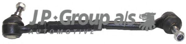 Поперечная рулевая тяга JPGROUP арт.