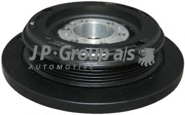 Ременный шкив, коленчатый вал JPGROUP арт.