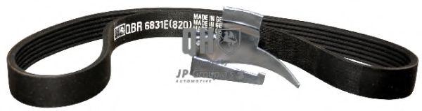 Поликлиновой ременный комплект JPGROUP арт. 1518101719