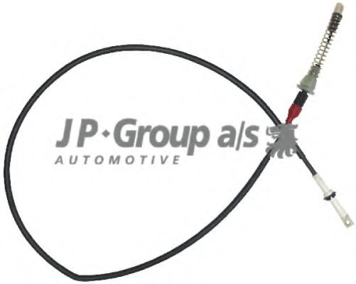 Тросик газа JPGROUP арт. 1570100100