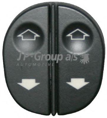 Выключатель, стеклолодъемник JPGROUP арт. 1596700270