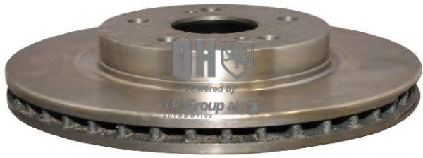 Тормозной диск JPGROUP арт.