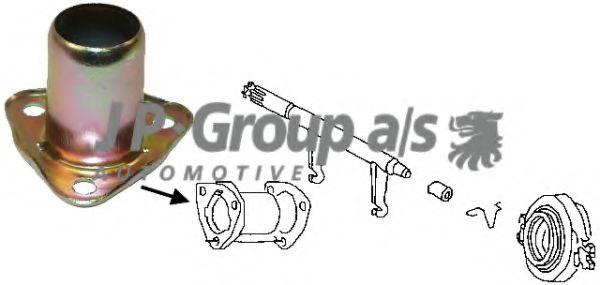 Направляющая гильза, система сцепления JPGROUP арт. 8130300100