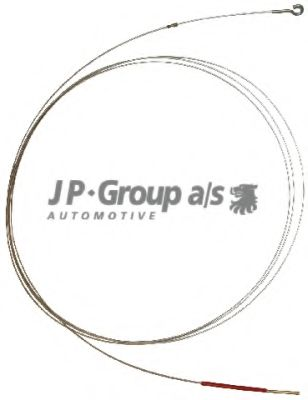 Тросик газа JPGROUP арт. 8170100506
