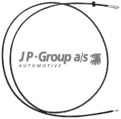 Тросик спидометра JPGROUP арт. 8170600300