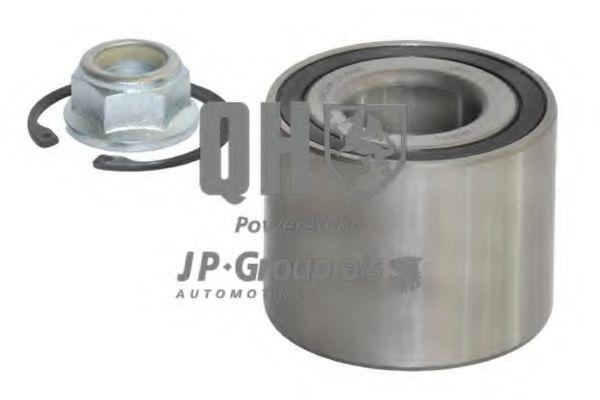Комплект подшипника ступицы колеса JPGROUP арт.