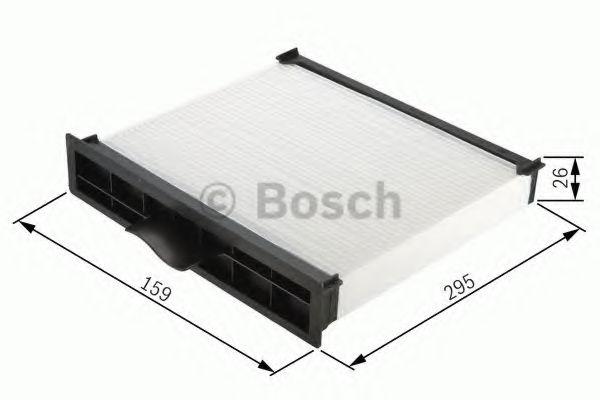 Фільтр салону Bosch 1987432002