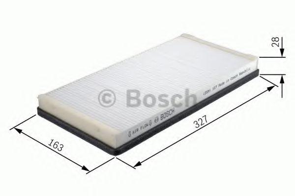 Фільтр салону Bosch 1987432032