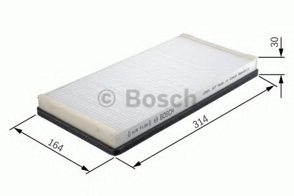 Фільтр салону Bosch 1987432103