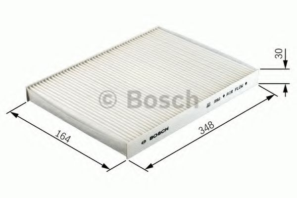 Фільтр салону вугільний Bosch 1987432345