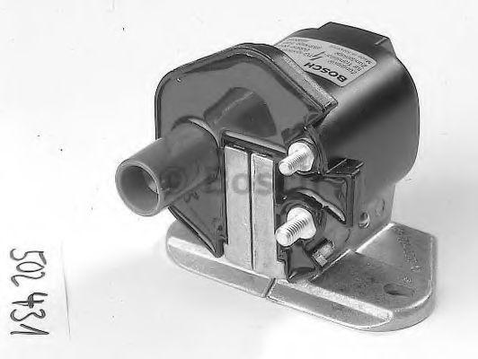 Котушка запалювання Bosch 0221502431